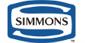 SIMMONS ロゴ